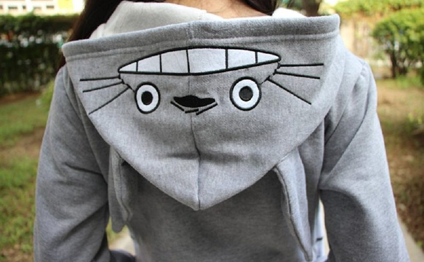 Get hold of the reliable source to buy totoro hoodie