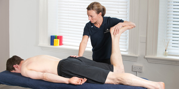 Stop the physio fit process during the absence of the pain