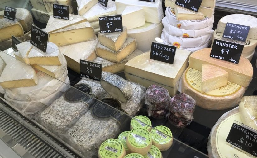 Cheese Shop In Singapore:Do You Want To Buy Cheese In Singapore?