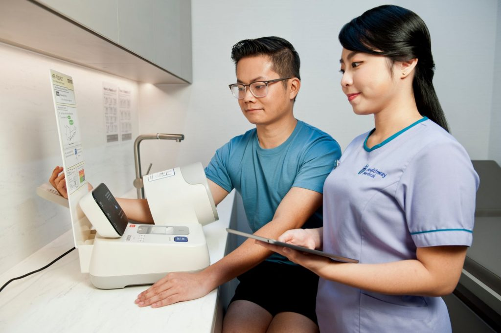 health screening clinic Singapore