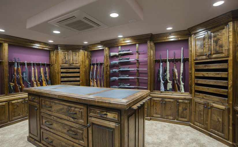 What Are The Features Of New Gun Safes For Sale?