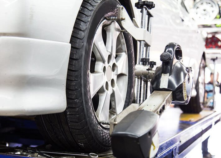 A Thread On Steel Wheels with Car wheel alignment Singapore!